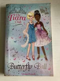 The Tiara Club Butterfly Ball