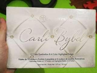 BH cosmetics Carli Bybel palette