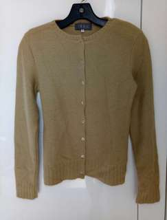 OZOC Wool Sweater