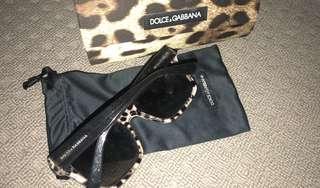 Authentic D&G sunglasses