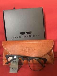 Eye Know Right Eyeglasses Frame