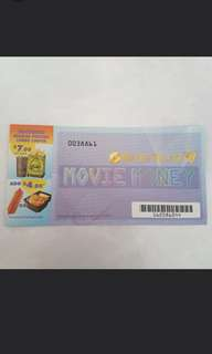 WTS: GV Movie Voucher (All Days)