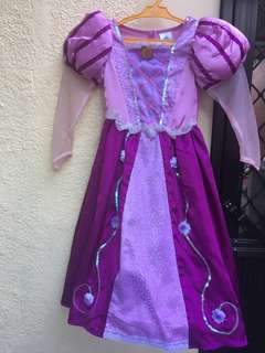 Rapunzel Costume for 6-7 yrs old