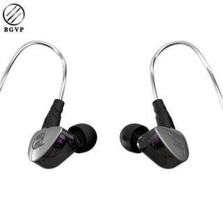 BGVP DN1 earphones (Dual drivers) w/ mic