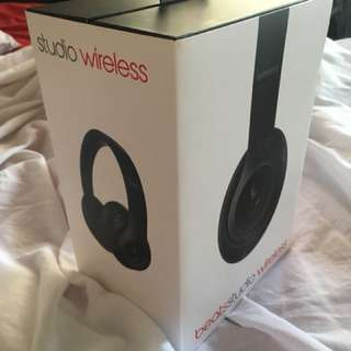 beatsstudio wireless headphone