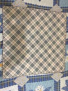 Burberry handkerchief scarf 經典格仔圖案 手帕 手巾仔 頸巾