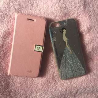 Iphone 6/6s case (2 for 150)