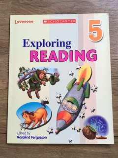 Learners Scholastic Exploring Reading 5