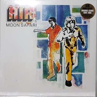 Vinyl LP : Air - Moon Safari