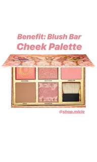 💄 Benefit: Blush Bar Cheek Palette