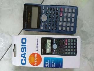 CASIO 570 CALCULATOR