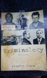 Criminology 5th edition