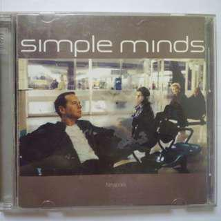 Neapolis by Simple Minds (CD)