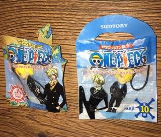 New One Piece keychain 150 each