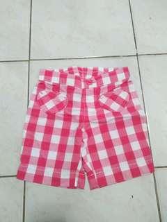 Jumping beans pink short