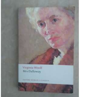 Mrs. Dalloway (Oxford World's Classics) by Virginia Woolf