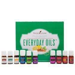 Ready stock - Young Living Essential Oils Set