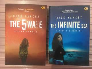 The 5th Wave, The Infinite Sea (Bundle)