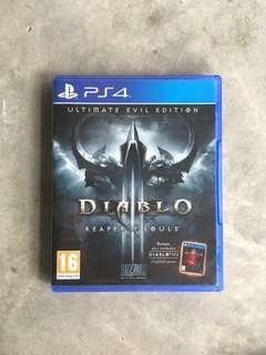 Diablo 3 - Ultimate Evil Edition PS4