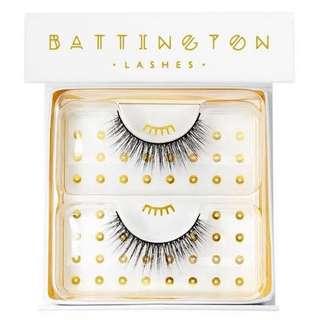 Battington Monroe Silk Lashes