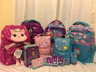 Smiggle Bags