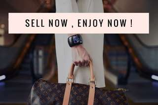 Sell your bag and get instant cash !