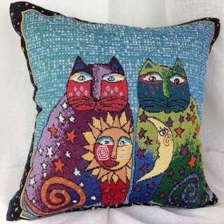 Super Cats Family Cushion set