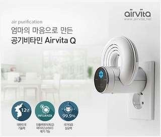 🇰🇷韓國Airvita Q  New空氣清新機