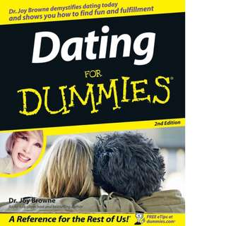 Dating for Dummies by Joy Browne
