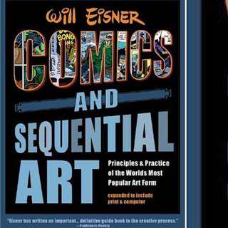 Comics and Sequential Art (Sequential Art) by Will Eisner