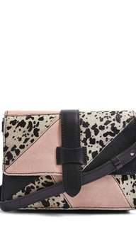BRAND NEW TOPSHOP Leather Crossbody Bag