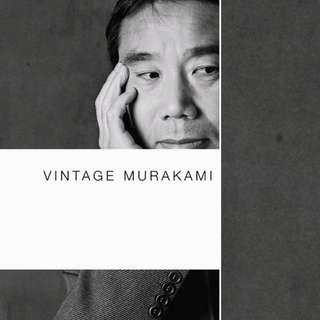 Vintage Murakami by Haruki Murakami