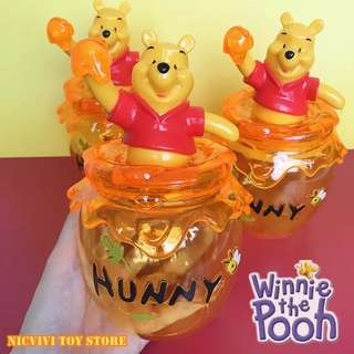 Winnie the Pooh Hunny Storage Pot from Japan