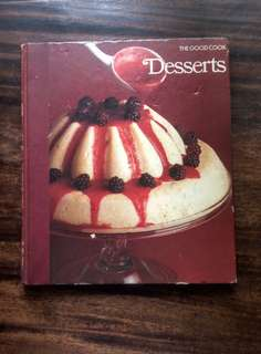 🍰🍧DESSERTS:  TECHNIQUES & RECIPEES FROM TIME LIFE BOOKS🍪🎂