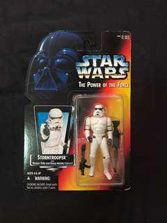 Starwars The power of the force Stormtrooper