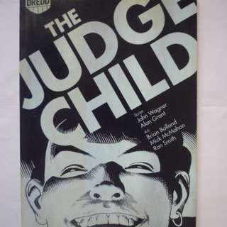 Judge Dredd : The Judge Child (COMIC)