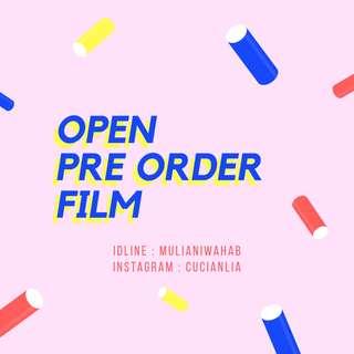 Pre Order Film