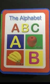 Alphabeth foam books