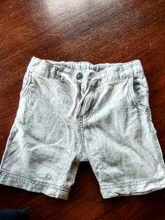 Celana Pendek H&M kids