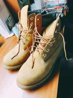 🚚 Timberland 經典黃靴#防水#後加墊#越野👟#真品#女鞋