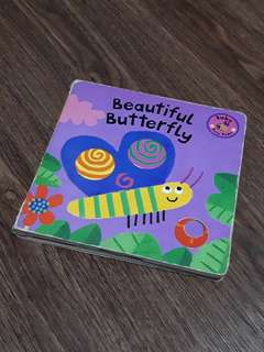 Beautiful Butterfly board book