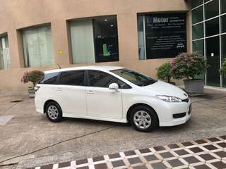 Toyota-Wish'2017 fr $450.oo Only !!!