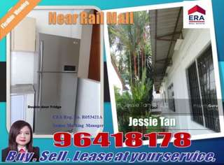 Semi Detached 1 Storey for Rent