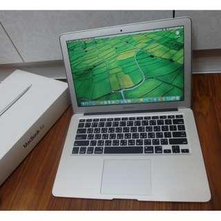 """【出售】Apple MacBook Air 13"""" 筆記型電腦 公司貨 9.5成新"""
