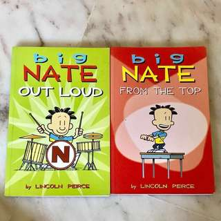 Big Nate [From The Top, Out Loud]