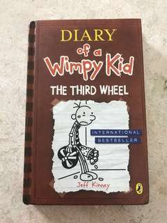 Diary of a wimpy kid. (The third wheel)