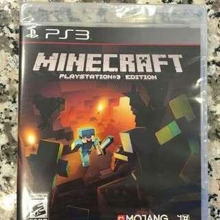 Minecraft PS3 edition (R1)