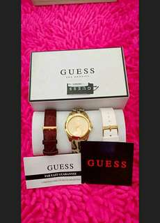 Guess authentic 3 tali