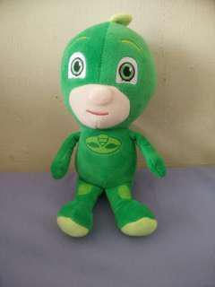 Superhero PJ Masks Gekko plush