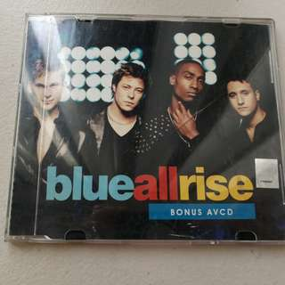 Blue- All RIse VCD